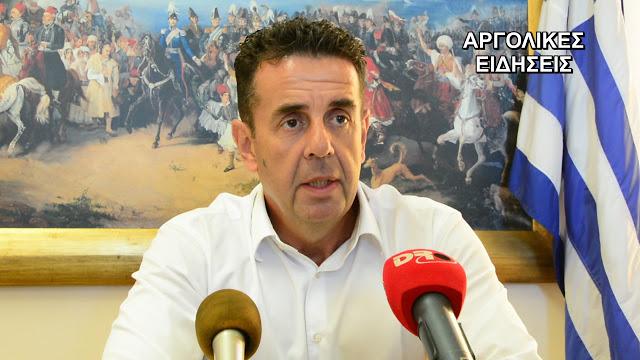 Δημήτρης Κωστούρος: Διαβεβαιώνω τους συνδημότες μου ότι υπερασπίζομαι τα συμφέροντά τους χωρίς παραχωρήσεις