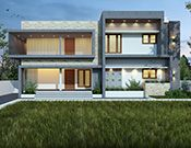 Thumbnail of boxtype contemporary home