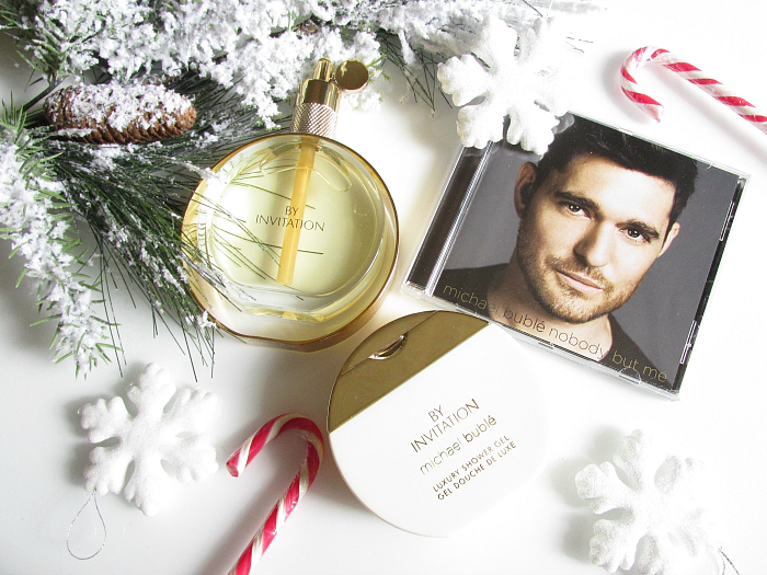 X-MAS Gift Guide: Michael Bublé - By Invitation