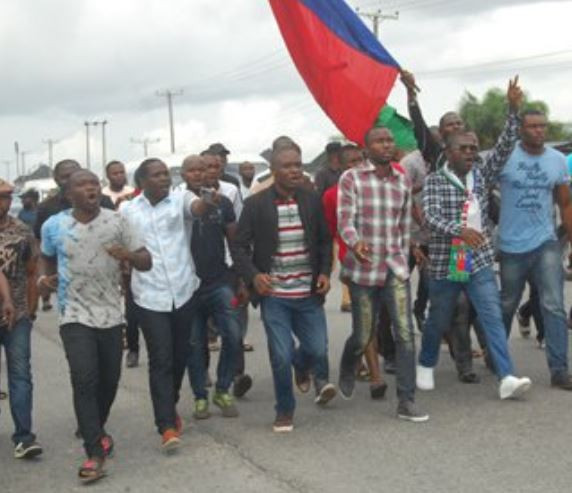 10 telecom masts shut down in Bayelsa State by angry Ijaw youths