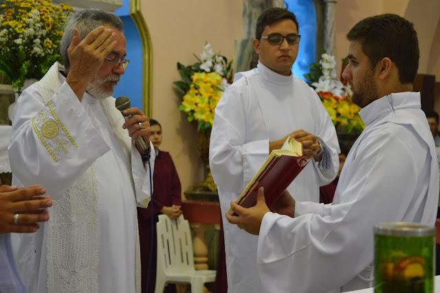 COBERTURA: Após 15 anos o Padre Paulo voltou a celebrar na Matriz de São Joaquim.