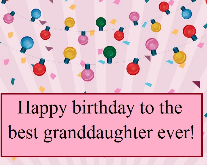 Messages And Sayings What To Write In Your Granddaughter S 18th Birthday Card