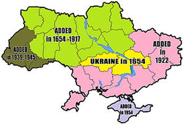 Incierto destino de Ucrania