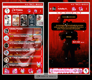 Dark Knight Joker Theme For YOWhatsApp & KM WhatsApp By DThania