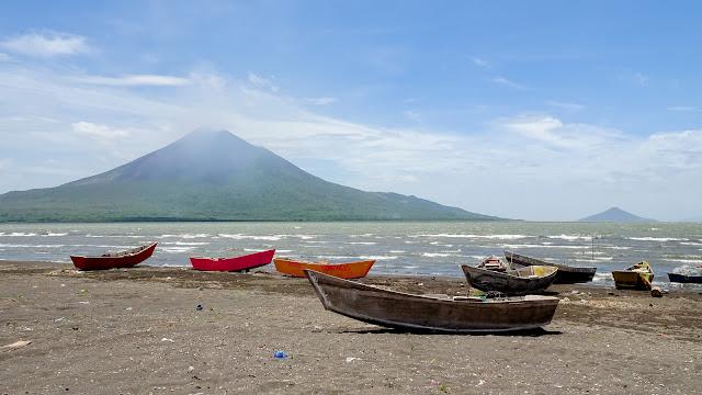 Xolotlan Momotombo Shore