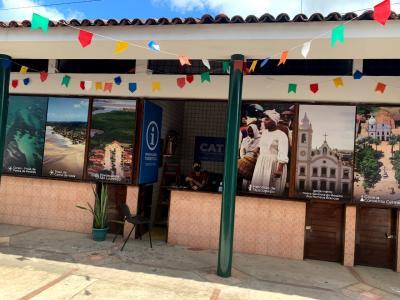 Centro de atendimento ao turista (CAT) completa um mês de funcionamento em Goiana