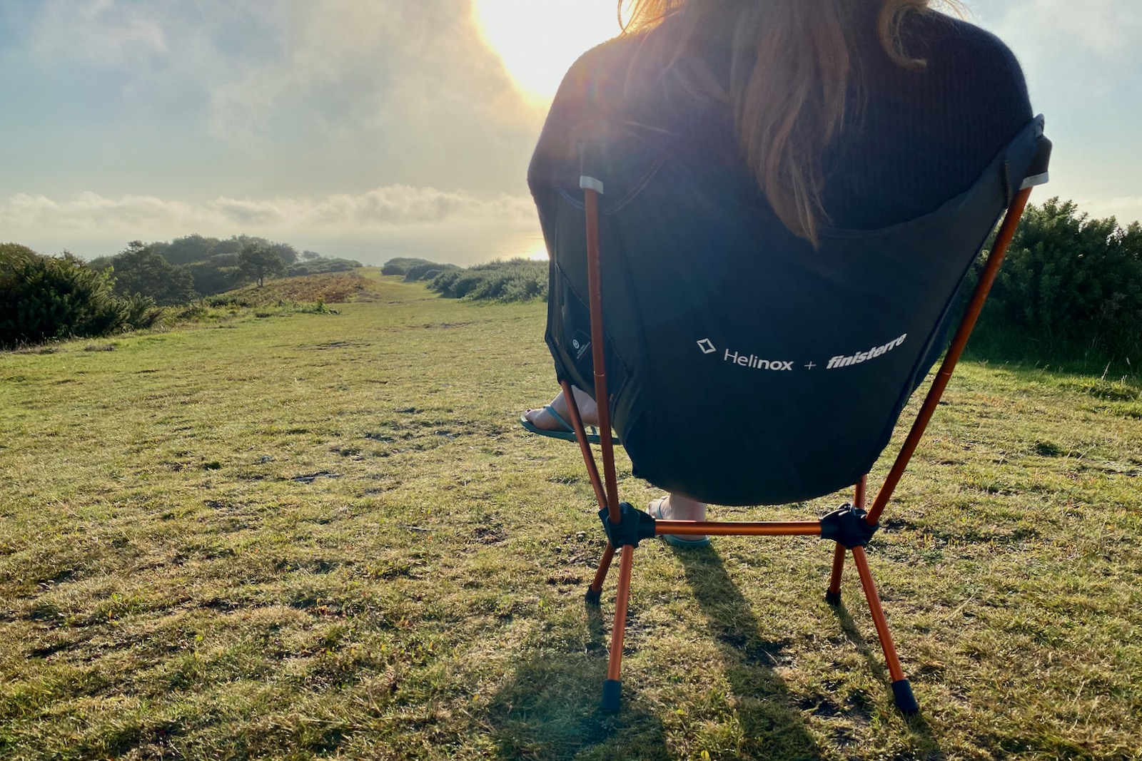 Review Helinox x Finisterre Chair One