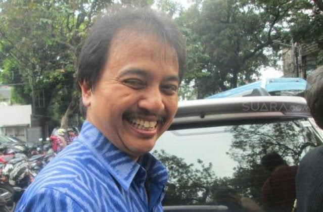 JK Pertanyakan Cara Kritik Presiden Tanpa Dipanggil Polisi, Roy Suryo: Kandangkan BuzzerRp!