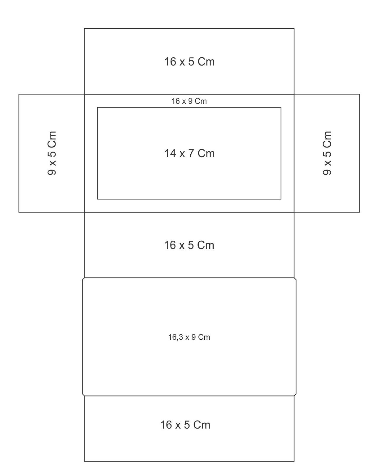 Cara Membuat Kotak Kemasan : membuat, kotak, kemasan, Desain, Kemasan, Makanan, Simple, Tanpa, TUTORiduan.com