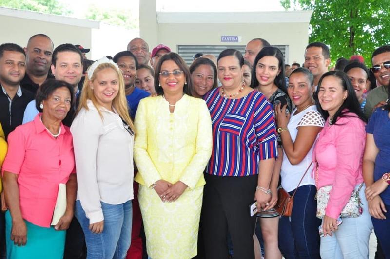 Miledys Núñez inscribe precandidatura; afirma será la primera alcaldesa de SFM