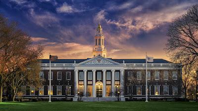 Nadiem Makarim sekolah di Harvard - esai edukasi