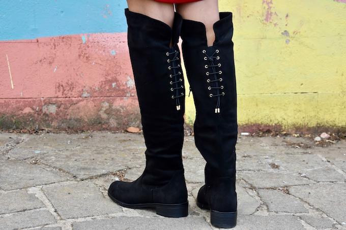 Tornano di moda gli stivali cuissardes