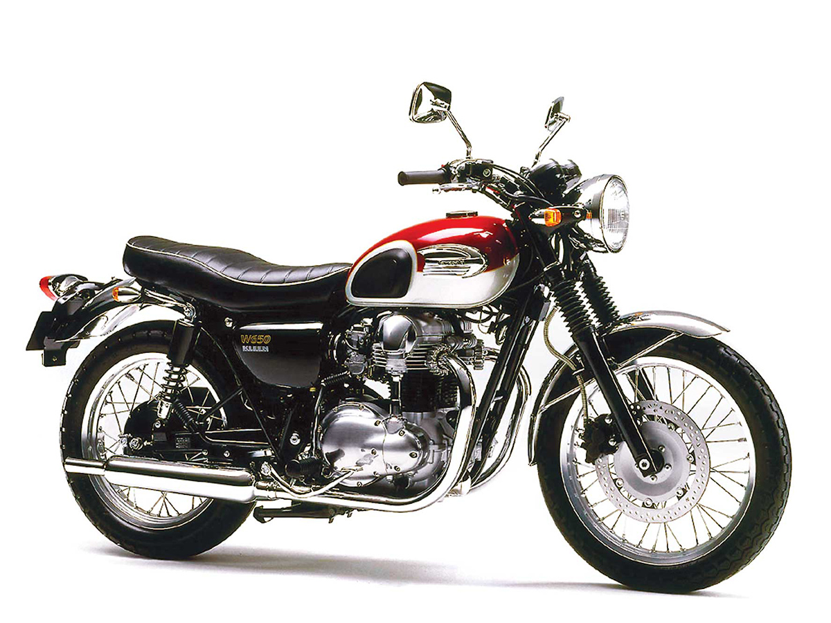 caf contenders the kawasaki w650 return of the cafe racers. Black Bedroom Furniture Sets. Home Design Ideas
