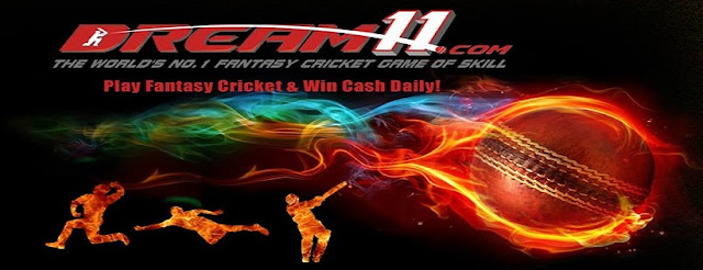 Play world's No.1 fantasy sports game on Dream11 and win cash. Build your fantasy sports team & enter the leagues online & win unlimited cash prizes