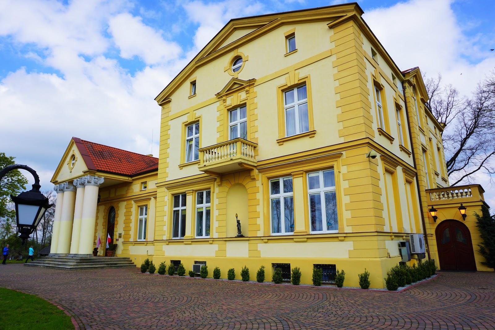 Pałac Piorunów Spa... a miało być tak pięknie....