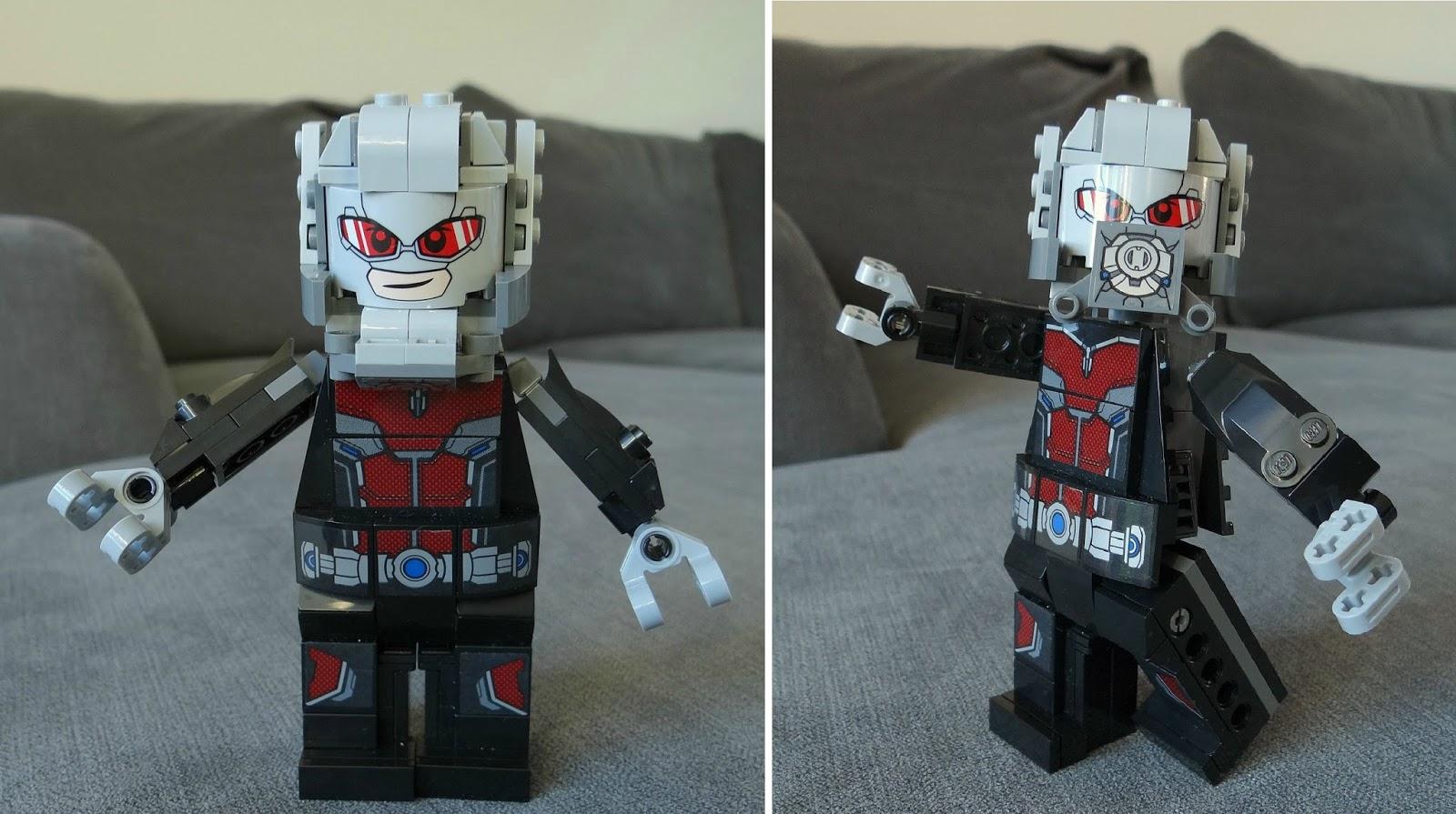 Christmas Gift, LEGO Marvel Super Heroes, LEGO Antman