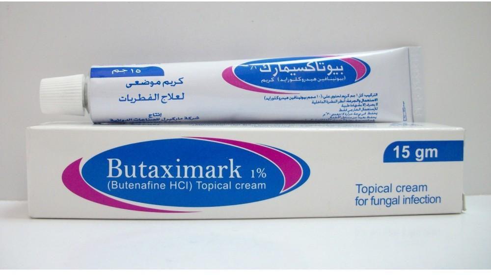 سعر ودواعي استعمال كريم بيوتاكسيمارك Butaximark للفطريات
