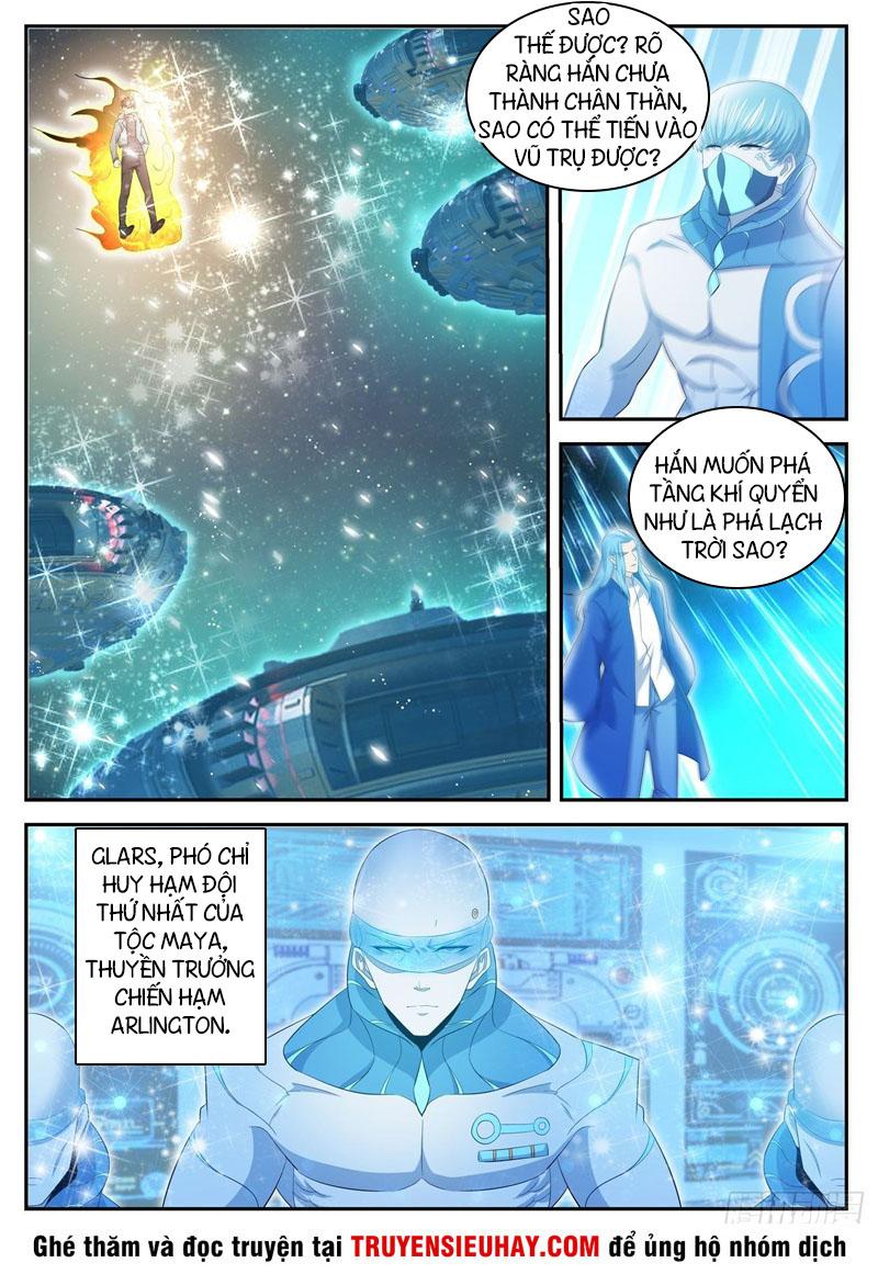 Trọng Sinh Đô Thị Tu Tiên chap 412 - Trang 9