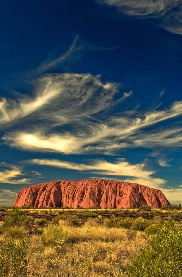 Uluru, Kata Tjuṯa National Park - Outback Australia | Australia the perfect land photography lovers