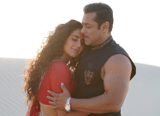 Salman Khan & Katrina Kaif in Bharat