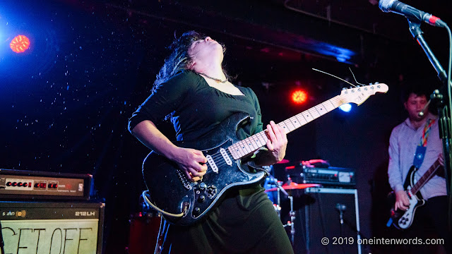 Screaming Females at The Garrison on July 29, 2019 Photo by John Ordean at One In Ten Words oneintenwords.com toronto indie alternative live music blog concert photography pictures photos nikon d750 camera yyz photographer