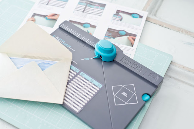 доска для создания конвертов we r memory keepers
