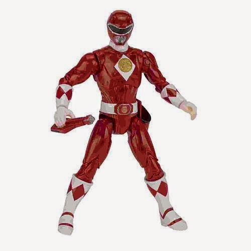 Henshin Grid List Of Mighty Morphin Red Power Ranger Figures