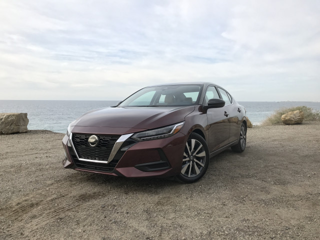 2020 Nissan Sentra Review