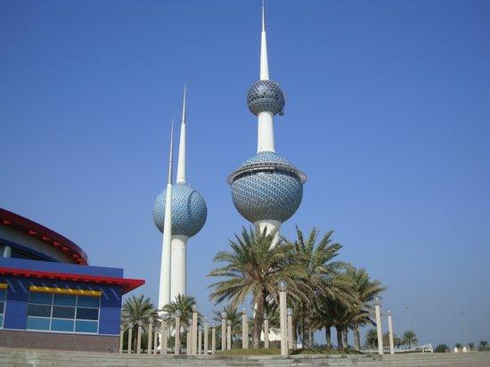 أبراج الكويت