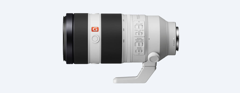 Sony FE 100-400mm f/4.5–5.6 GM OSS
