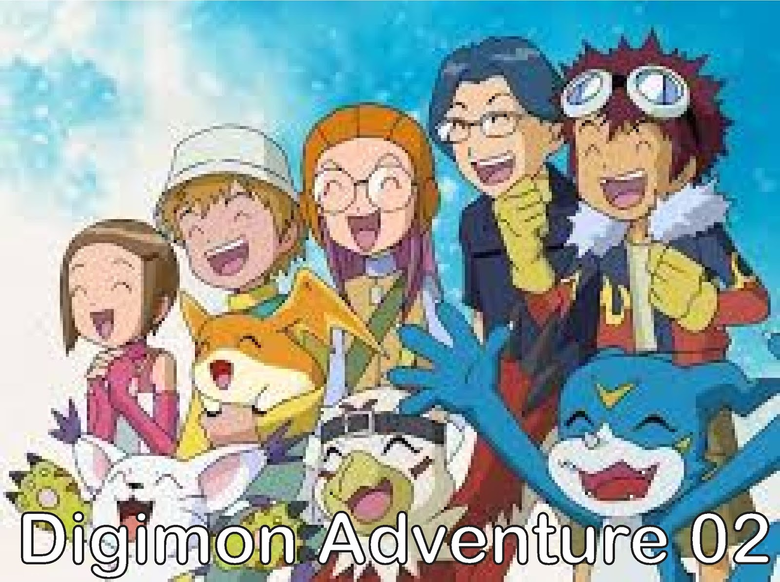 Digimon Adventure 2 OST - Target (Lyrics + Chord