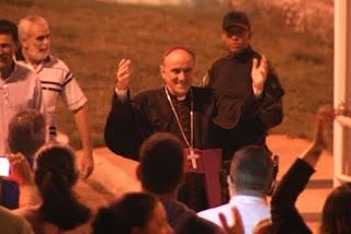 Bispo acusado de desvio de dízimos coloca Papa Francisco como testemunha de defesa