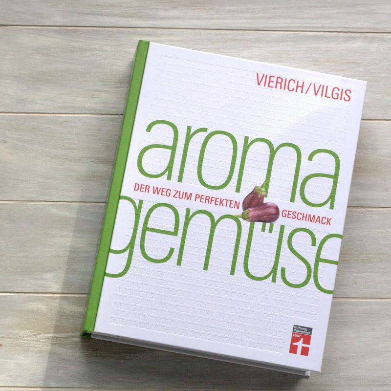 bushcooks kitchen: Rezension: Aroma Gemüse von Thomas Vierich und ...