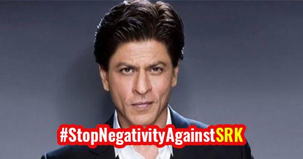 Shah Rukh Khan charity work