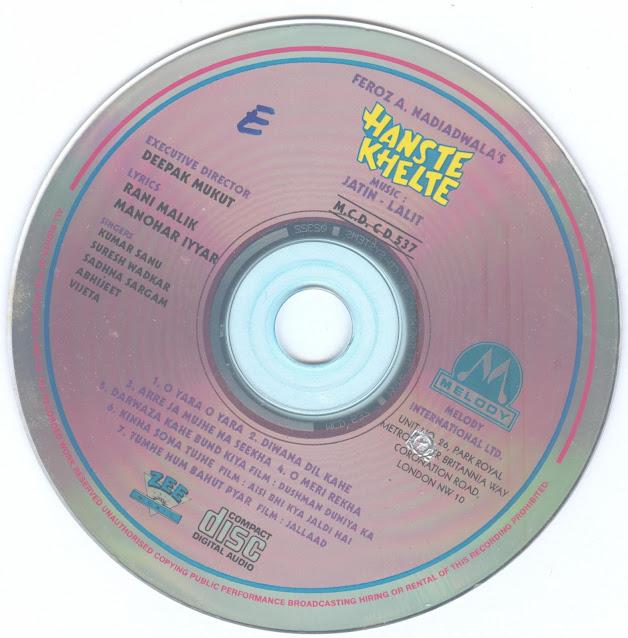 Download Hanste Khelte [1994-MP3-VBR-320Kbps] Review