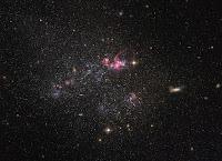 The UGC 4459 Galaxy