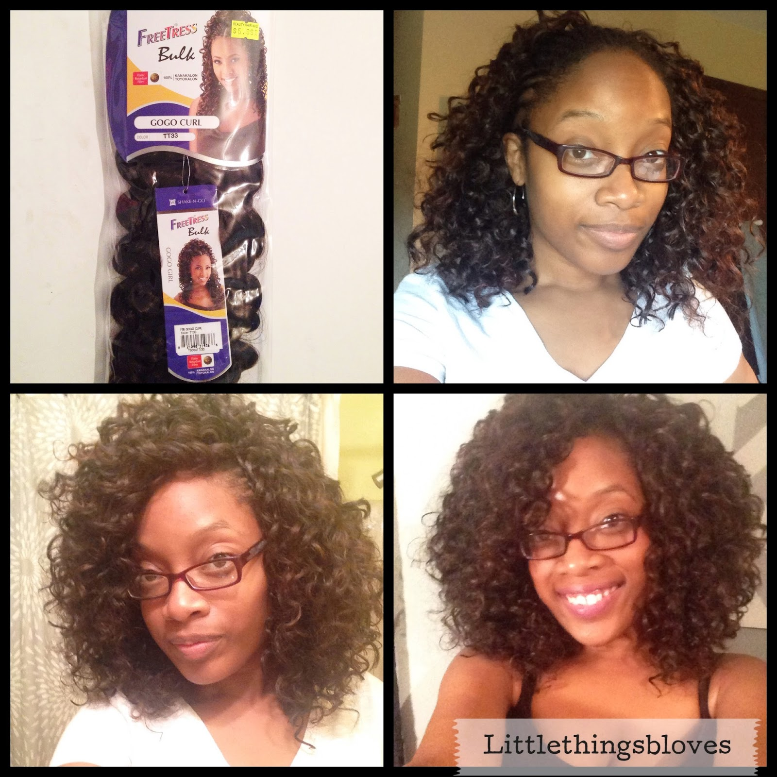 Shes Wright Tales From The Roots Protective Styling Crochet Braids