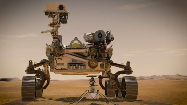 Tο Mars Rover δοκιμάζει νέα τεχνολογία που παράγει οξυγόνο από διοξείδιο του άνθρακα