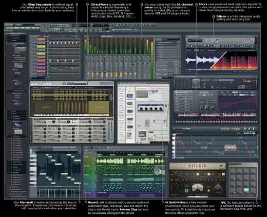 fl studio free download full version for pc with crack