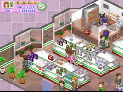 夢幻便利商店,實體互動式模擬經營!