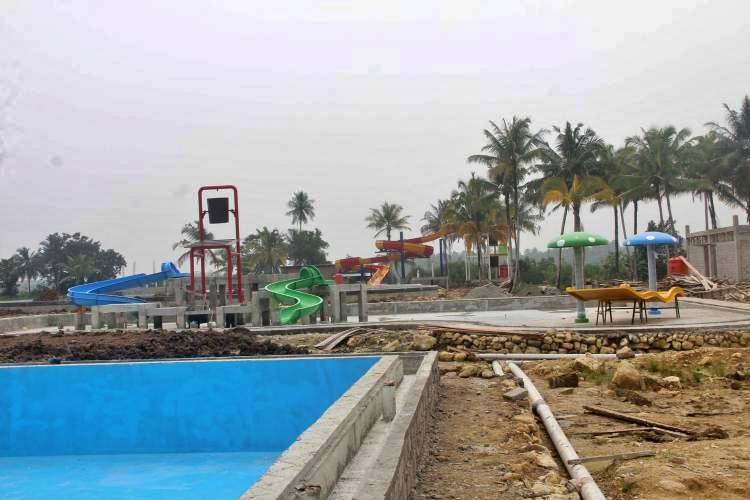 Jasa Konsultan Bangun Waterboom & Waterpark Gorontalo