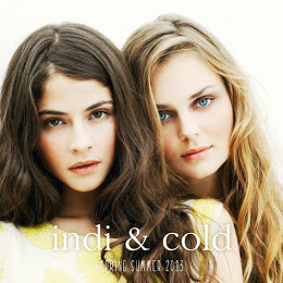 Alba & Dimphy for Indi & Cold S/S 2013
