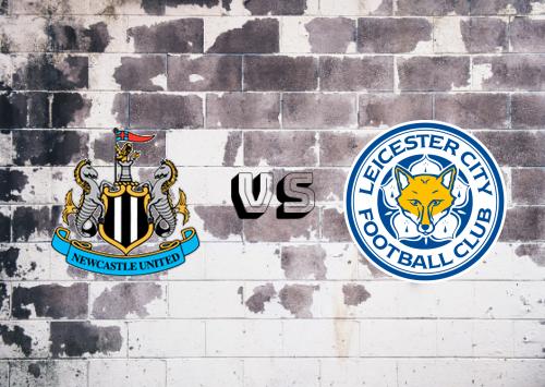 Newcastle United vs Leicester City  Resumen y Partido Completo