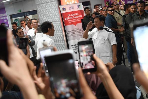 Pertemuan MRT Bukan Sesuatu yang Spontan dan Genuine!