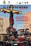 """Siculiana, alla Torre dell'Orologio la mostra di Alfonso Siracusa """"Il Cristo Nero"""""""