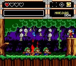 Jogue Turma da Mônica na terra dos monstros