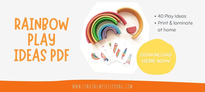 download wooden rainbow play ideas pdf here