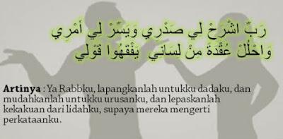 Doa Ketika Hendak Berkata Kepada Suami
