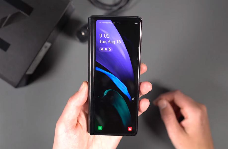 Samsung Galaxy Z Fold2, Samsung Galaxy Z Fold 2 Philippines