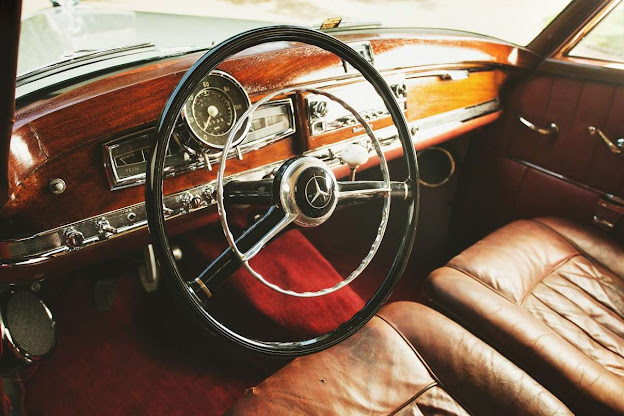 Mercedes-Benz 300 S 1953